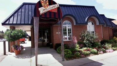 Christopher's Restaurant has its liquor license suspended for one week after an illegal sports betting pool was investigated in January.