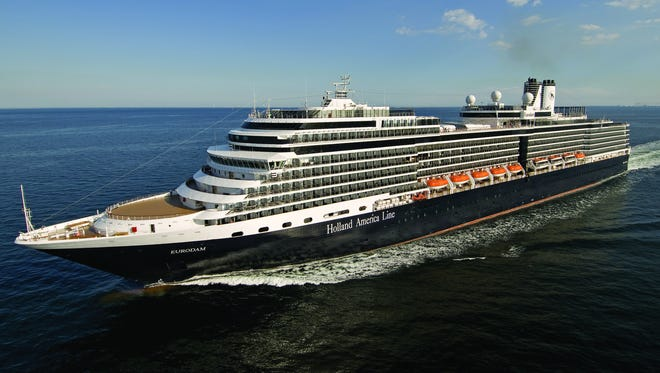 Guests in Neptune and Pinnacle suites on Holland America Line are given classic cruise ship perks.
