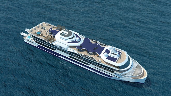 Scheduled to debut in 2019, Celebrity Flora will hold up to 100 passengers and sail year-round in the Galapagos.