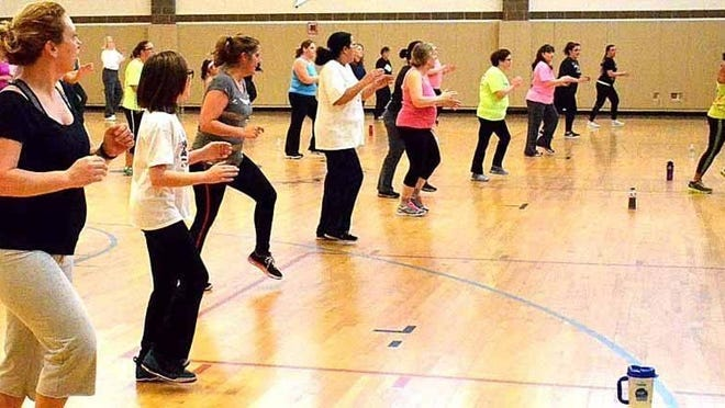 The Greater Fall River Fitness Challenge, seen in this file photo, is a citywide effort to boost residents' health. The annual ranking of the fittest U.S. cities, out Tuesday, tracks with some of the cities that weathered COVID-19 better.