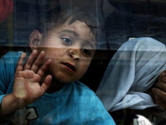 Refugee Story