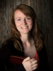 Alexis Rayburn of Clarksville. Alexis is a graduate