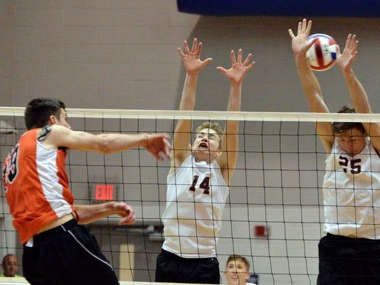 Northeastern vs Central York Volleyball