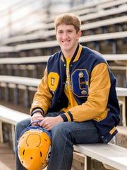 Scholar-Athlete first teamer