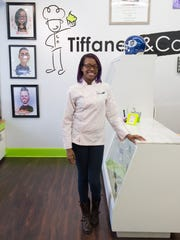 Tiffanee Lee, owner of Tiffanee & Co. Bakery in Dover.