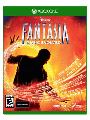 """Players become musical prodigies within """"Disney Fantasia: Music Evolved."""""""