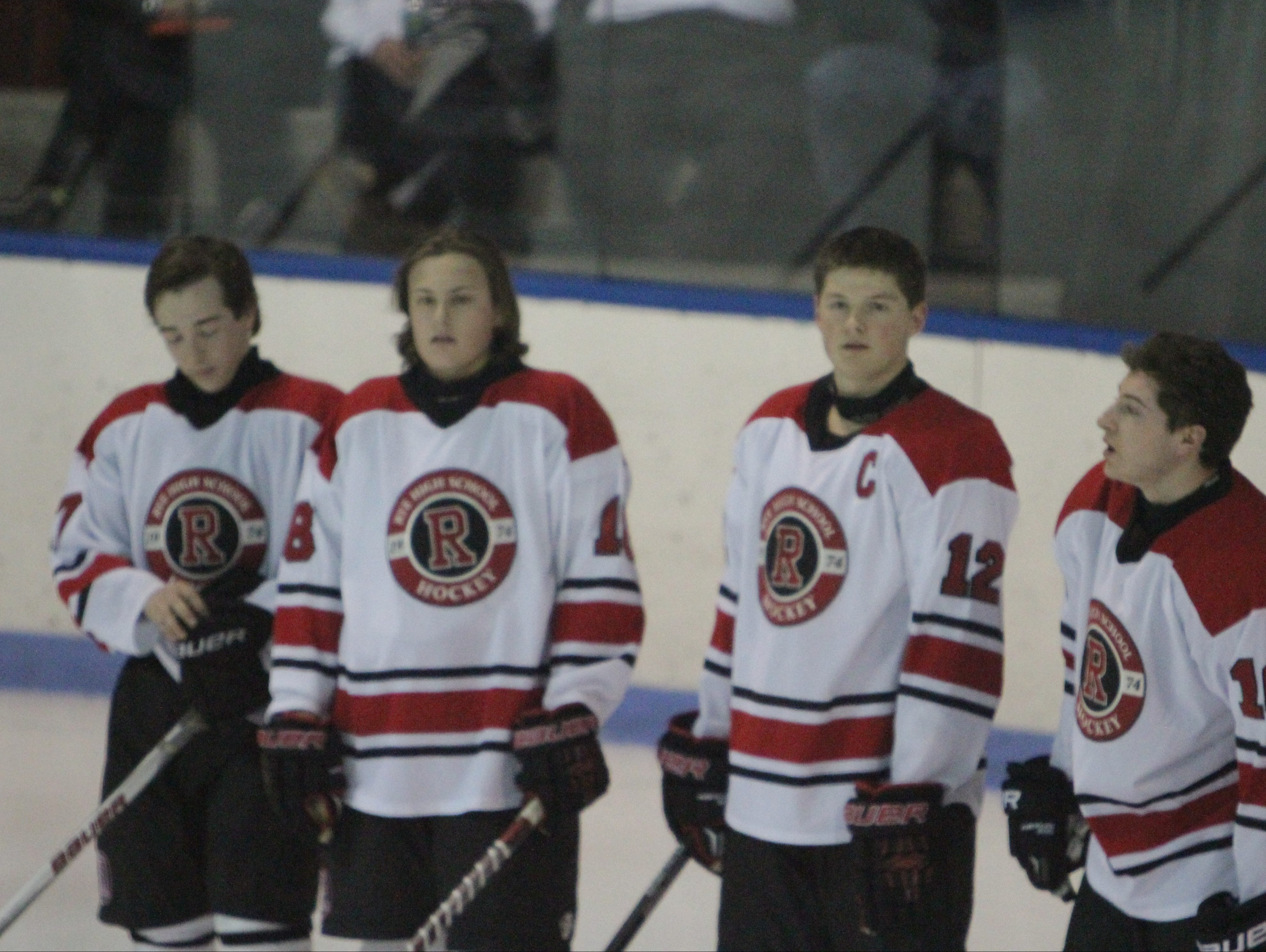 Suffern defeated Rye 3-2 in a Section 1 hockey game at the Playland Ice Casino in Rye on Wednesday, January 8th, 2016.