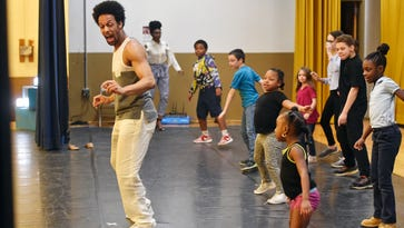 Using dance to define, change a community, visitor helps create 'York Shuffle'