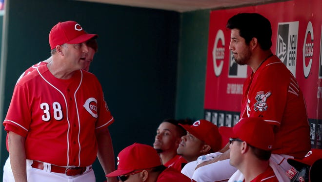 Reds manager Bryan Price and the Reds had their first losing season since 2011.