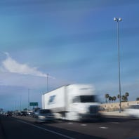 What are the deadliest stretches of Phoenix-area freeways?