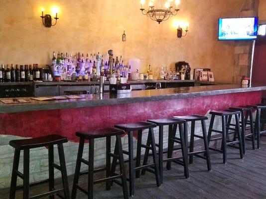Just Grapes Lounge bar