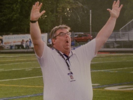 Dallastown's James Dougert retired from the band this
