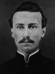Lansing's first Civil War volunteer was Charles T. Foster.