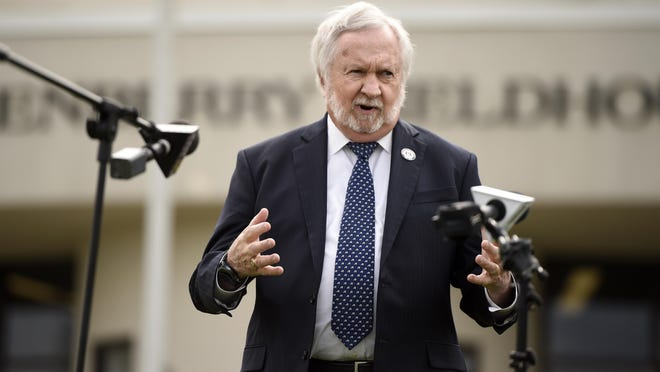 Augusta University President Dr. Brooks Keel announced June 23 that students can return to the campus for the fall semester.