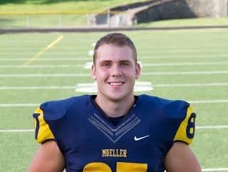 Moeller TE Jake Hausmann will play in the U.S. Army All-American Bowl Jan. 9.
