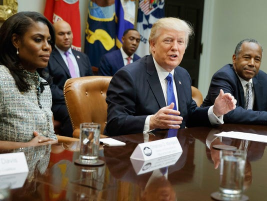 AP TRUMP OMAROSA A FILE USA DC