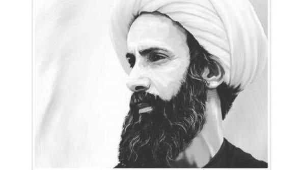 Sheikh Nimr al-Nimr, a cleric executed in Saudi Arabia