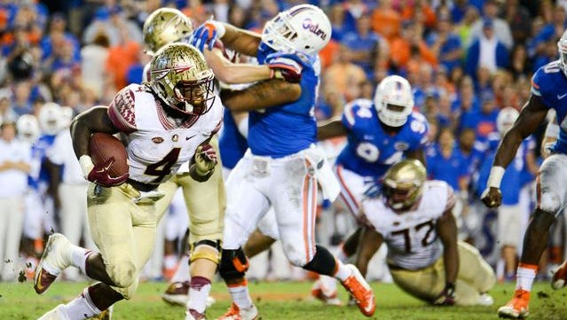Cook is aiming to become more of a vocal leader for his team as well as representing FSU in different media opportunities.