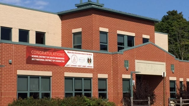 Rawson Elementary School is located at 1410 Rawson Avenue in South Milwaukee.