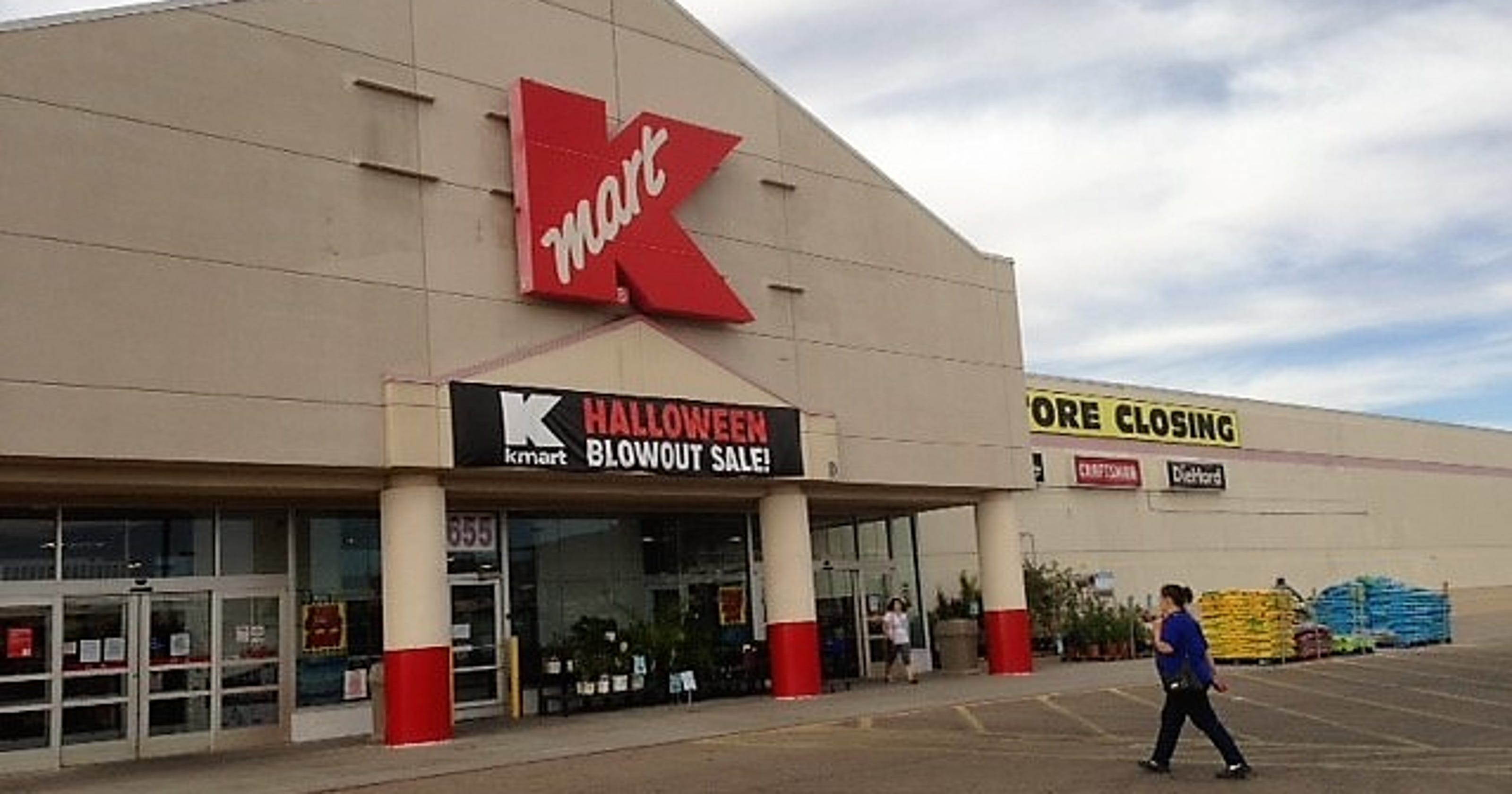 Kmart exiting El Paso as Sears Holdings Corp. continues downsizing