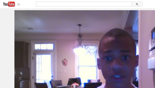 In a video posted on YouTube, CJ Pearson, 13, criticizes the White House for its invitation to Ahmed Mohamed.
