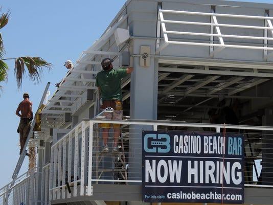 Casino Beach Bar 1