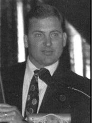 Head football coach Kyle Gandy led the 1994 Chiefs