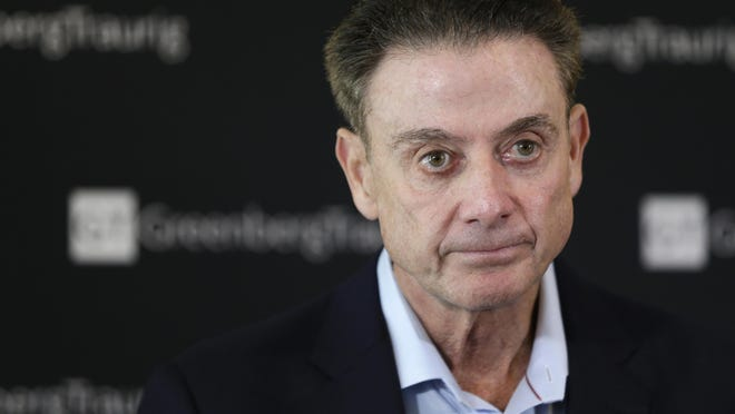 Louisville has received a notice of allegations from the NCAA that accuses the men's basketball program of committing an improper recruiting offer and extra benefits and several violations that accuse former coach Rick Pitino of failing to promote an atmosphere of compliance.