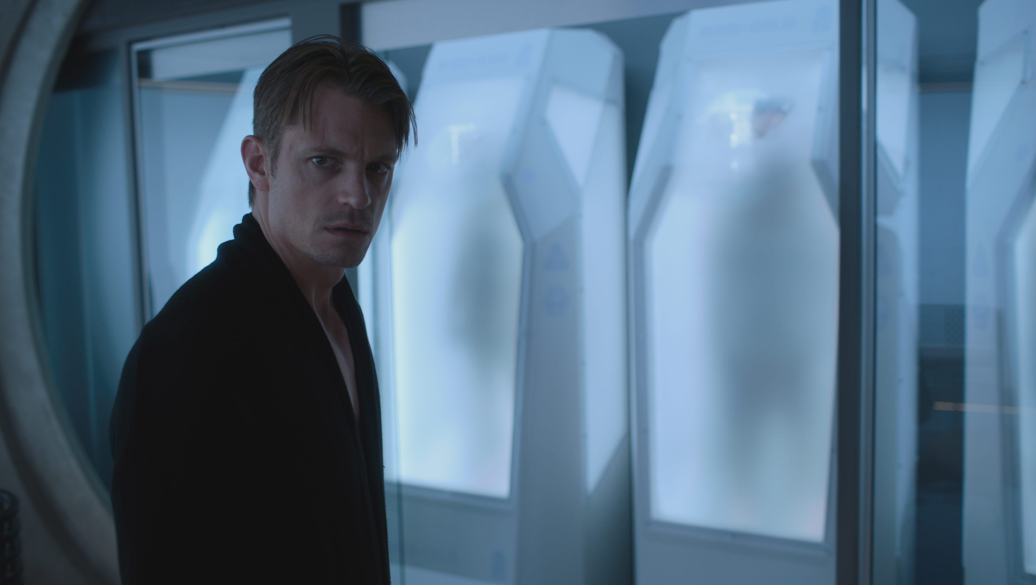 Altered Carbon Male Frontal violence, nudity reflect netflix series 'altered carbon's