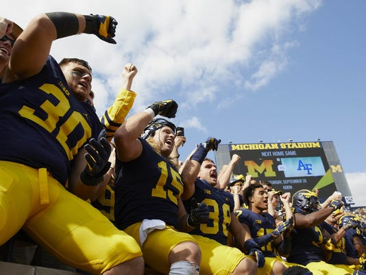 Amazon Show Will Give Behind The Scenes Look At Michigan Football