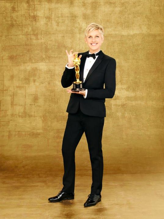 DeGeneres Oscars