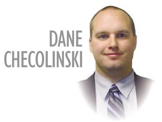 Dane Checolinksi, director of the Sheboygan County Economic Corporation.