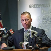 Greenville County Sheriff Will Lewis: 'I did have a consensual encounter'