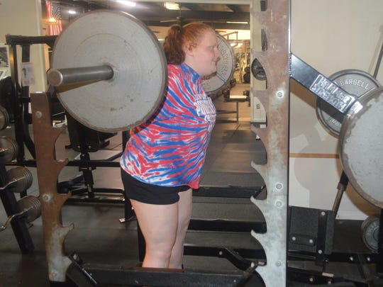 Former Alexandria Senior High powerlifter Lily Poisso will compete in the IPF Junior World Powerlifting Championships in Regina, Saskatchewan, Canada from Aug. 26-31.