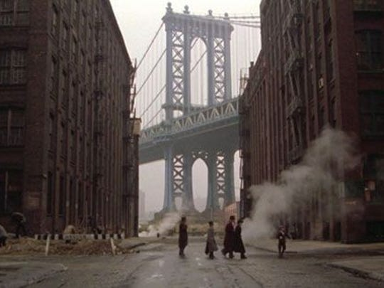 "The director's cut of Sergio Leone's epic ""Once Upon a Time in America"" runs more than four hours."