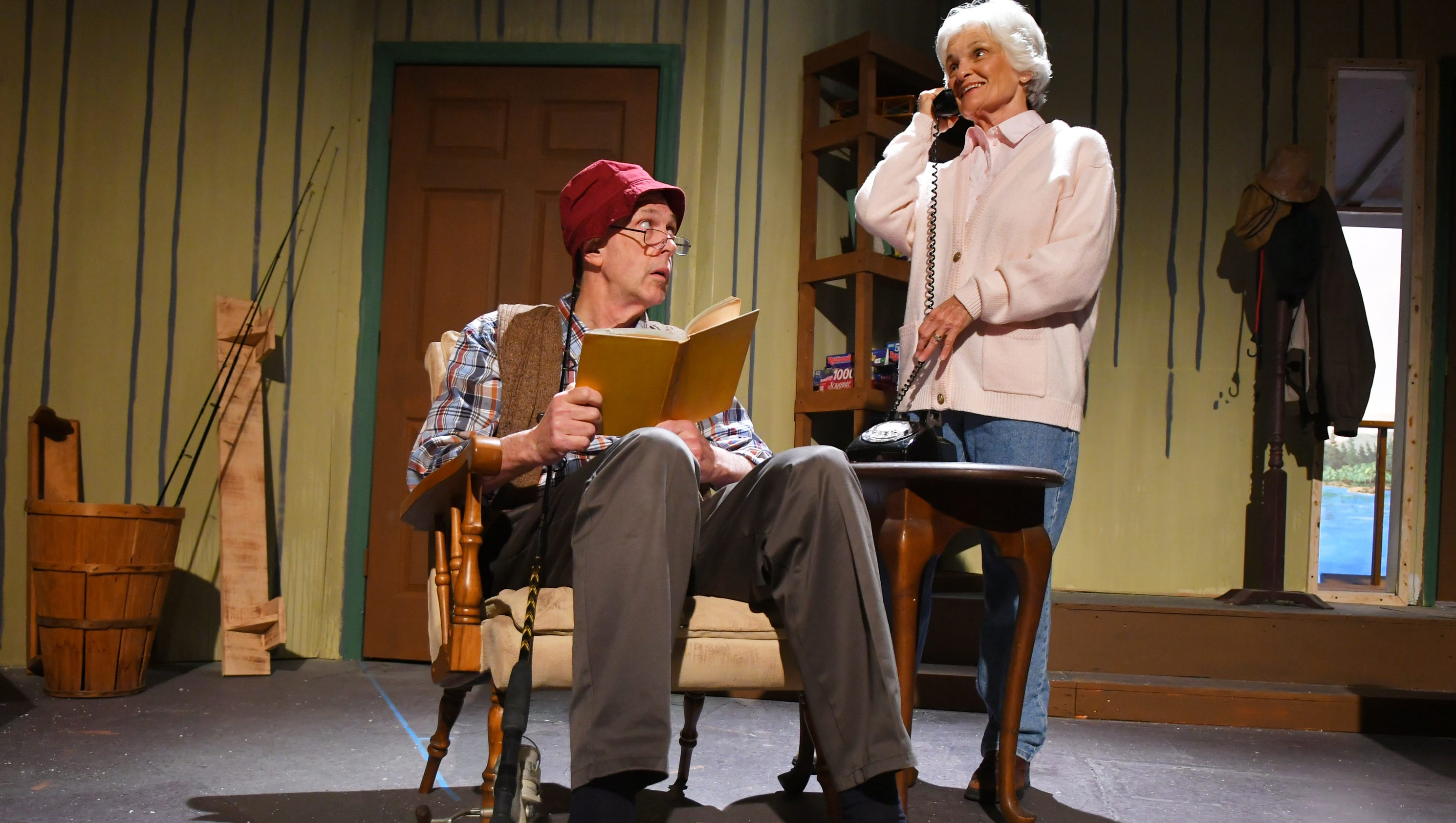 On Golden Pond Quotes Photos On Golden Pond At Surfside Playhouse