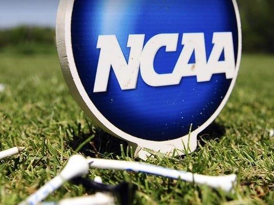 NCAA men's golf