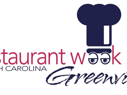 Greenville's Restaurant Week is now through Jan. 22.