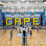 Tyler Coupe is the new Cape Henlopen girls volleyball coach.