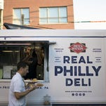 A Dietz & Watson food truck takes 'Real Philly Deli' on the road.