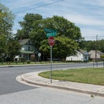 A view of Pricilla St. and Pyle St. on the block where the incident occurred on Tuesday, May 24, 2016.