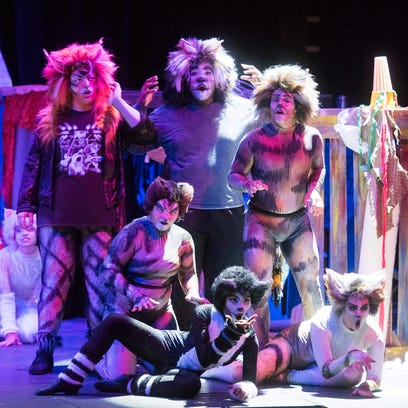 Pensacola Little Theatre will bring famous 'Cats' musical to life
