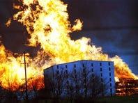 From 'bourbonado' to Jim Beam's fire: Kentucky's historic bourbon disasters