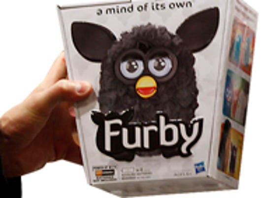 Furby toys are back. Just don't. (AP photo)