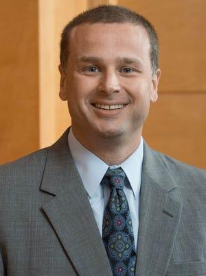 Capital Regional Medical Center CEO Mark Robinson.