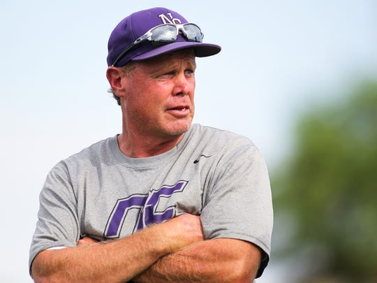 As a parent coaching his sons, Northwest Christian football's Dave Inness recognizes the importance of not taking home the coach mind-set.