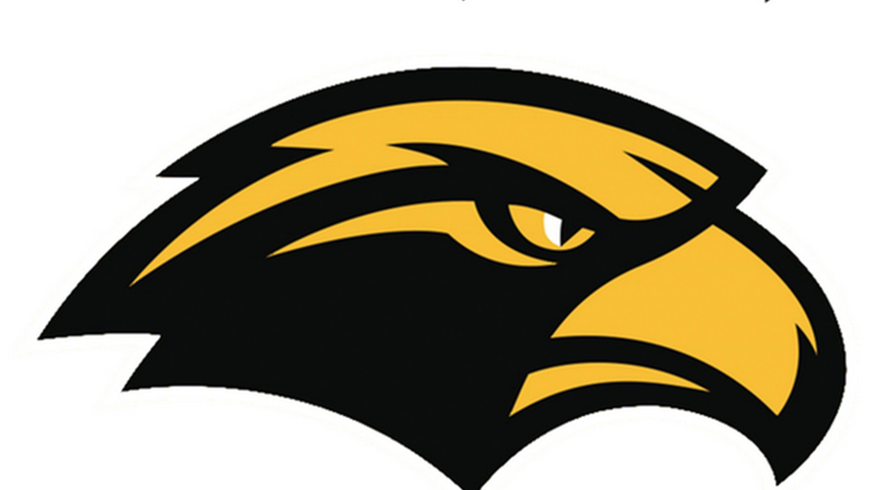 southern miss unveils new golden eagle logo options eagle school mascot clipart eagle school mascot clipart