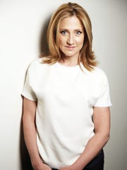 "Actress Edie Falco stars in ""Nurse Jackie,"" as an ER"