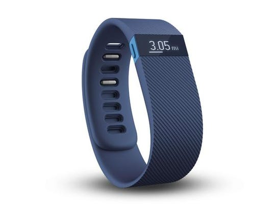 Fitbit is one of the new, wearable health-tracking