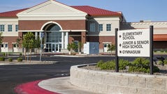 The American Leadership Academy in Gilbert is an impressive